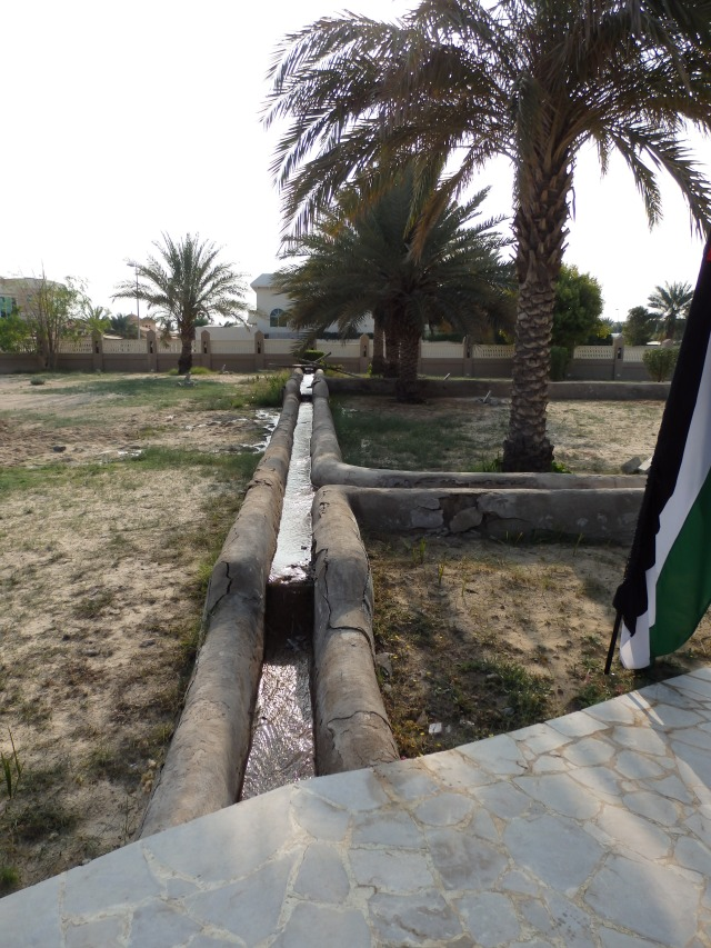 IRRIGATION CHANNEL,DUBAI