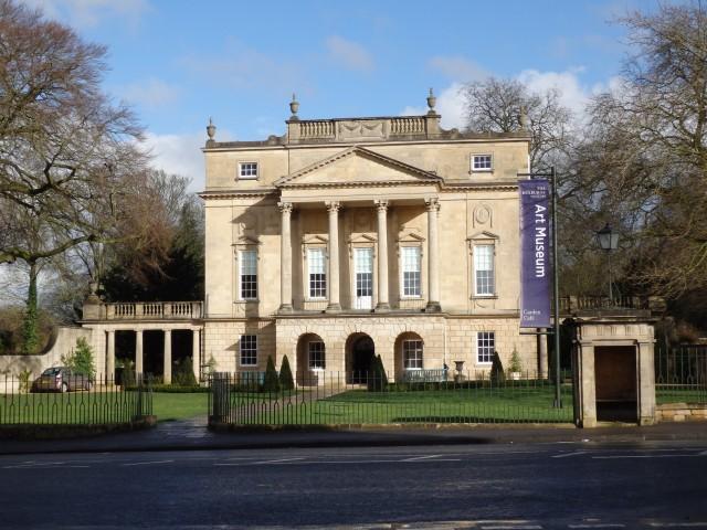 The Holburne Art Museum, Bath